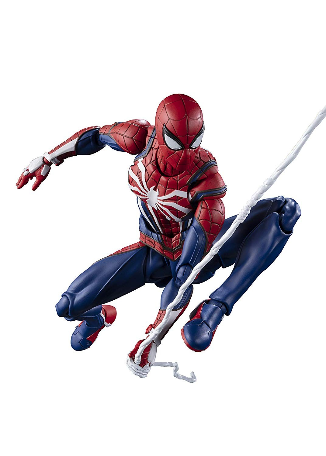 Bandai S.H.FIGUARTS SPIDER-MAN ADVANCED SUIT (MARVEL'S SPIDER-MAN) trackable shipping japan NEW ...