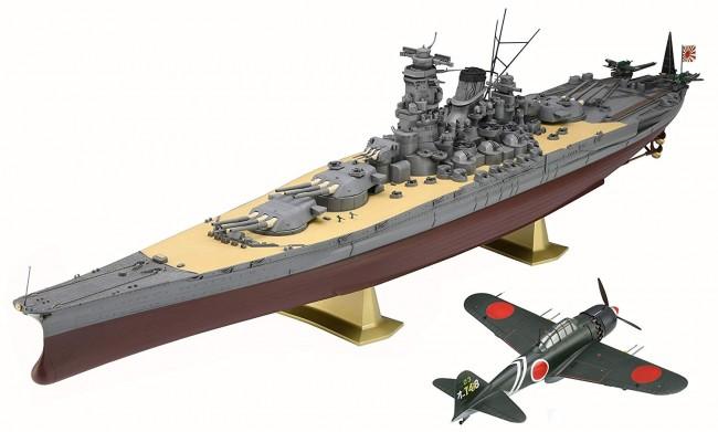 HASEGAWA 652225 1//72/_1//450 Reiwa Set Yamato Zero Figther 2 Hei u