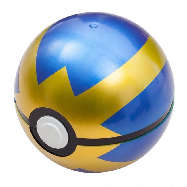 TakaraTomy Pokemon 3 Mocchi Mocchi Pokeball Keychain Great BallPlu