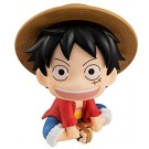MegaHouse Look Up ONE PIECE Monkey D. Luffy  trackable shipping, MEG29819, by MEGAHOUSE