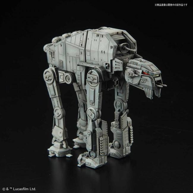 Bandai Star Wars Vehicle model 012 AT-M6 trackable shipping