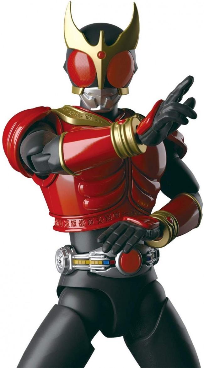 Figure-rise Standard Kamen Rider Kuuga Mighty Form Plastic Model