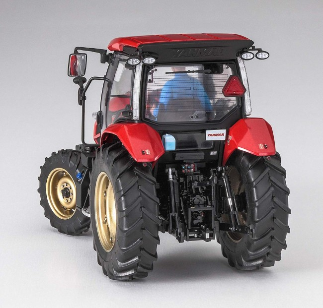Hasegawa 1/35 Yanmar Tractor YT5113A japan NEW - Export from Japan