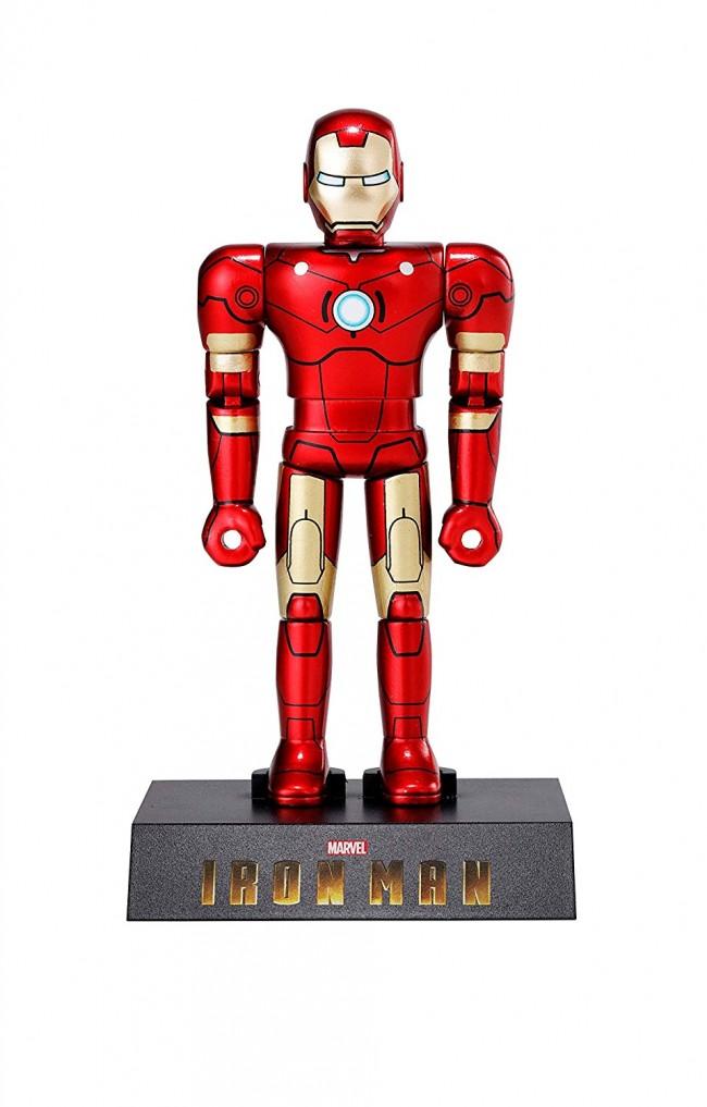 Bandai Chogokin Heroes Iron Man Mark 3 (Iron Man) trackable shipping