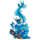 MegaHouse G.E.M EX Series Pokemon Water Type DIVE TO BLUE  trackable shipping, MEG31027, by MEGAHOUSE